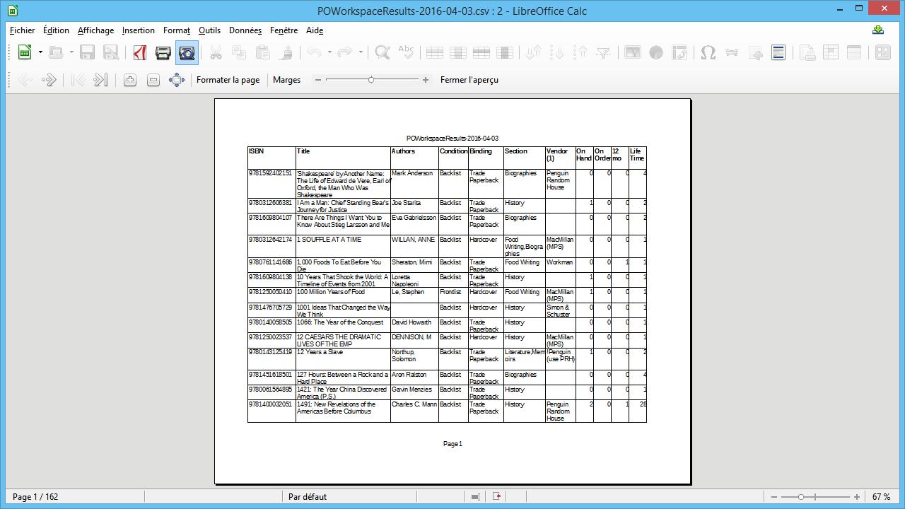 LibreOffice Calc Macros - ADC-DAO