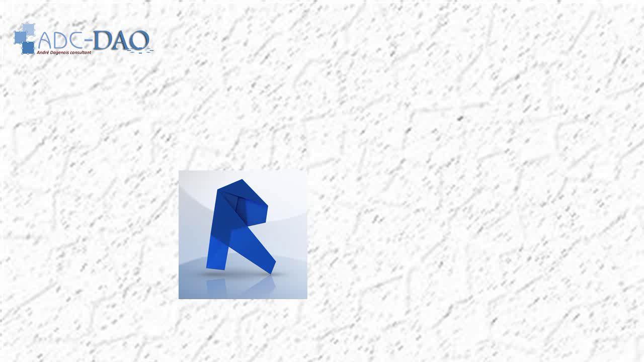 Revit 2015: Démarrage et interface